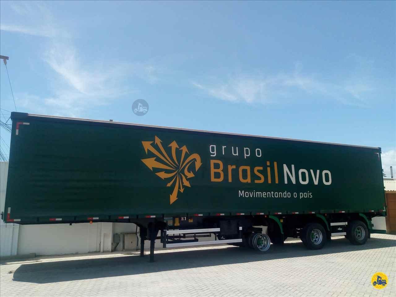 CARRETA SEMI-REBOQUE BAU SIDER Reta Brasil Novo Seminovos TIJUCAS SANTA CATARINA SC